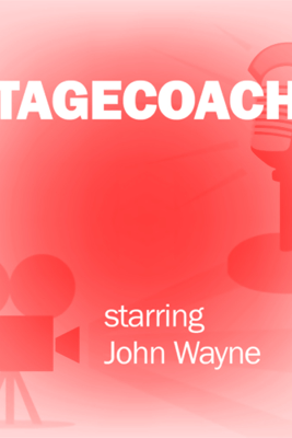 Stagecoach: Classic Movies on the Radio - Screen Director's Playhouse