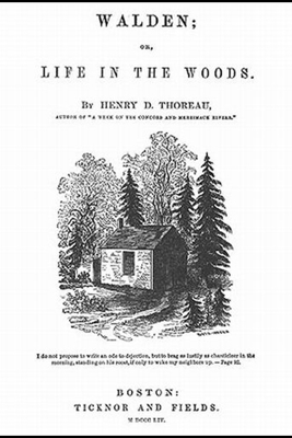 Walden: Life in the Woods (Unabridged) - Henry David Thoreau