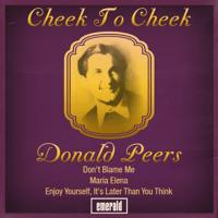 Cheek to Cheek Donald Peers