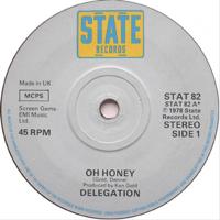 Oh Honey Delegation
