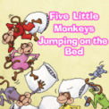 Free Download Kim Mitzo Thompson Five Little Monkeys Jumping On the Bed Mp3