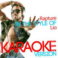 Rapture (In the Style of Iio) [Karaoke Version] Ameritz Digital Karaoke
