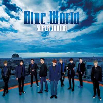 Super Junior - Blue World - Single