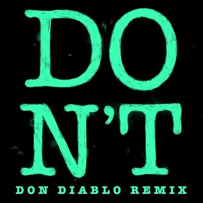 Don't (Don Diablo Remix) - Ed Sheeran mp3 download