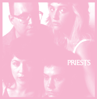 Pink White House Priests