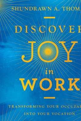 Discover Joy in Work: Transforming Your Occupation into Your Vocation - Shundrawn A. Thomas