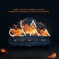 La Cama (Remix) [feat. Chencho Corleone & Rauw Alejandro] - Single - Lunay, Myke Towers & Ozuna mp3 download