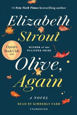 Olive, Again (Oprah's Book Club): A Novel (Unabridged) - Elizabeth Strout