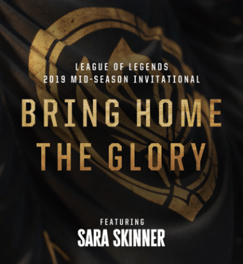 Bring Home the Glory (feat. Sara Skinner) - League of Legends