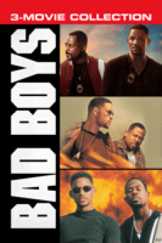 Sony Pictures Entertainment - Bad Boys 3 - Movie Collection artwork