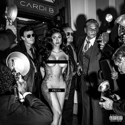 Press-Press - Single - Cardi B mp3 download