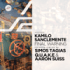 Kamilo Sanclemente, Simos Tagias & Aaron Suiss - Final Warning - EP