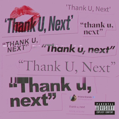 thank u, next-thank u, next - Single - Ariana Grande mp3 download