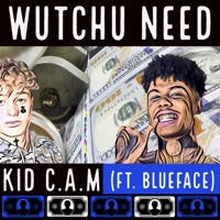 Wutchu Need (feat. Blueface) - Single - Kid C.A.M mp3 download