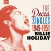 Billie Holiday - The Decca Singles Vol. 2: 1949-1951  artwork