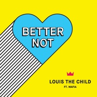 Better Not (feat. Wafia) - Single - Louis The Child