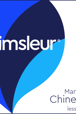 Pimsleur Chinese (Mandarin) Level 1 Lessons  1-5 - Pimsleur