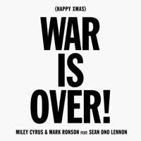 Happy Xmas (War Is Over) [feat. Sean Ono Lennon] - Single - Miley Cyrus & Mark Ronson mp3 download