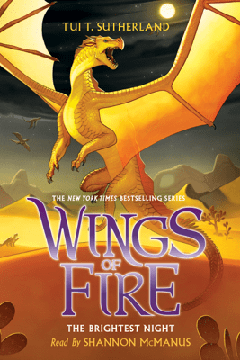 Wings of Fire, Book #5: The Brightest Night - Tui T. Sutherland