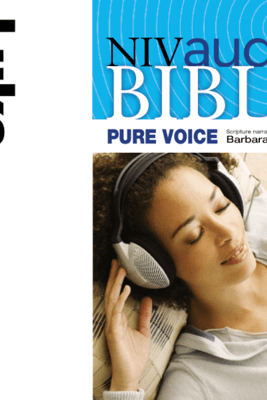 Pure Voice Audio Bible - New International Version, NIV (Narrated by Barbara Rosenblat): (03) Luke - Zondervan