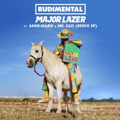 Let Me Live (M-22 Remix) - Rudimental & Major Lazer Feat. Anne-Marie & Mr Eazi mp3 download