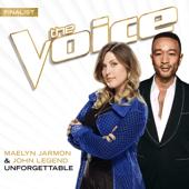 Unforgettable (The Voice Performance) - Maelyn Jarmon & John Legend