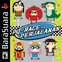 PQ-Race dan Perjalanan - EP - Barasuara