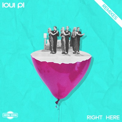 Right Here (Tom Budin Remix) - Loui PL mp3 download
