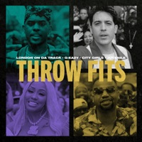Throw Fits (feat. City Girls & Juvenile) - Single - London On Da Track & G-Eazy mp3 download