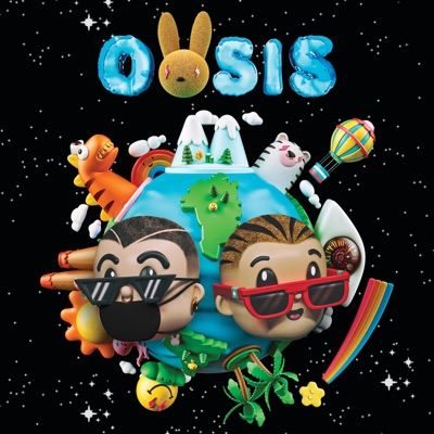 LA CANCIÓN OASIS - J Balvin & Bad Bunny mp3 download