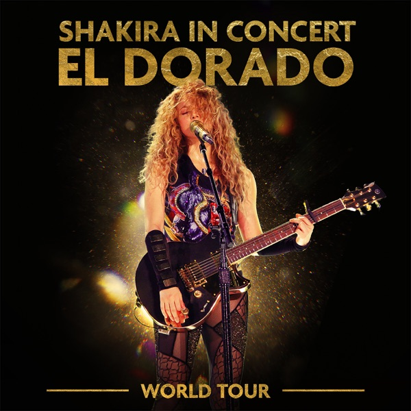 Shakira - Chantaje (El Dorado World Tour Live)