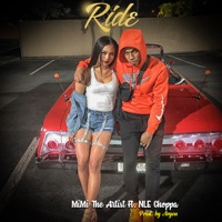 Ride (feat. NLE Choppa) - Single - MiMi The Artist mp3 download