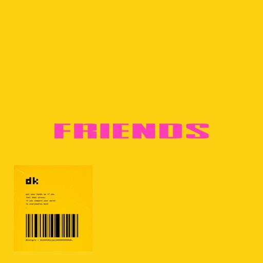 Friends by Dutchkid