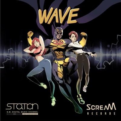 R3HAB, 劉逸雲, LUNA & Xavi & Gi - Wave - Single