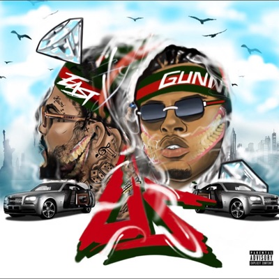 -Us (feat. Gunna) - Single - Dave East mp3 download