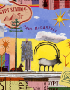 Cover art for egypt station also itunescharts  by paul mccartney american albums rh