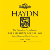 Symphony No. 93 in D Major, Hob. 1/93: III. Menuetto & Trio Ádám Fischer & Austro-Hungarian Haydn Orchestra MP3