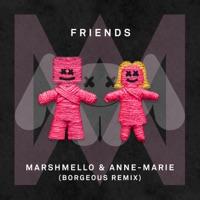 FRIENDS (Borgeous Remix) - Single - Marshmello & Anne-Marie mp3 download