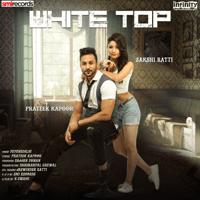 White Top Sakshi Ratti & Prateek Kapoor
