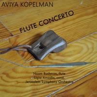 Flute Concerto - Single - Aviya Kopelman, Noam Buchman, Ligia Amadio & JSO