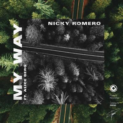 My Way - Nicky Romero Feat. Alice Berg mp3 download