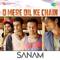 O Mere Dil Ke Chain SANAM MP3