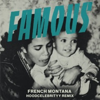 Famous (feat. Hoodcelebrityy) [Remix] - Single - French Montana mp3 download