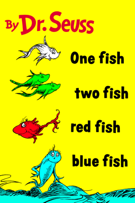 One Fish Two Fish Red Fish Blue Fish (Unabridged) - Dr. Seuss