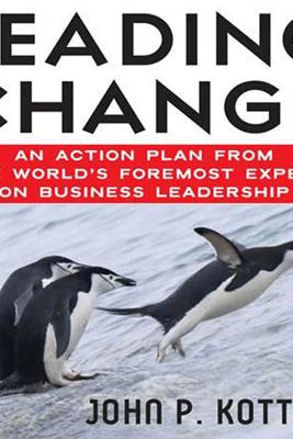 Leading Change - John Kotter