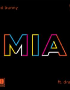 Mia feat drake bad bunny cover art also itunes top latin songs rh popvortex