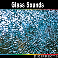 Glass Impact Version 1 Digiffects Sound Effects Library