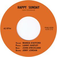 Blue Guitar Wanda Stafford