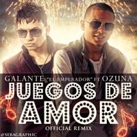 Juegos de Amor (feat. Ozuna) [Remix] - Single - Galante