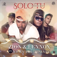 Sólo Tú (Remix) [feat. Nicky Jam & J Balvin] - Single - Zion & Lennox mp3 download